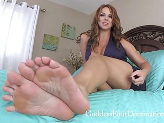 Double Release - POV - Foot Fetish - JOI