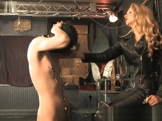 Slave Offering Himself