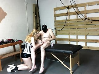 Chasity mistress slave