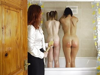 Lezdom - Punishment Spanking