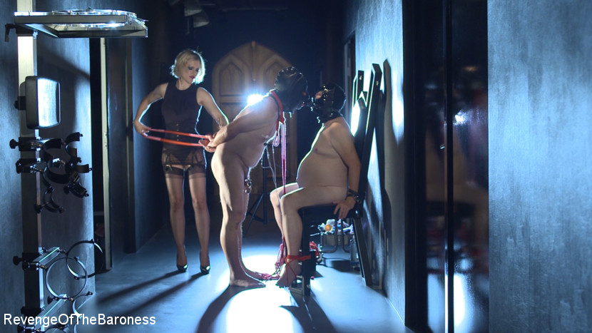 Ep 11 - Involuntary Bi Punishment: a Bad Surprise by the Baroness - KINK