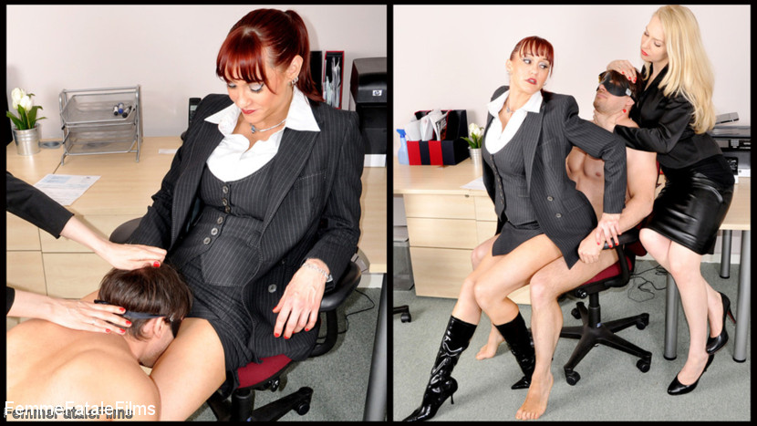 Office Sex Toy - KINK