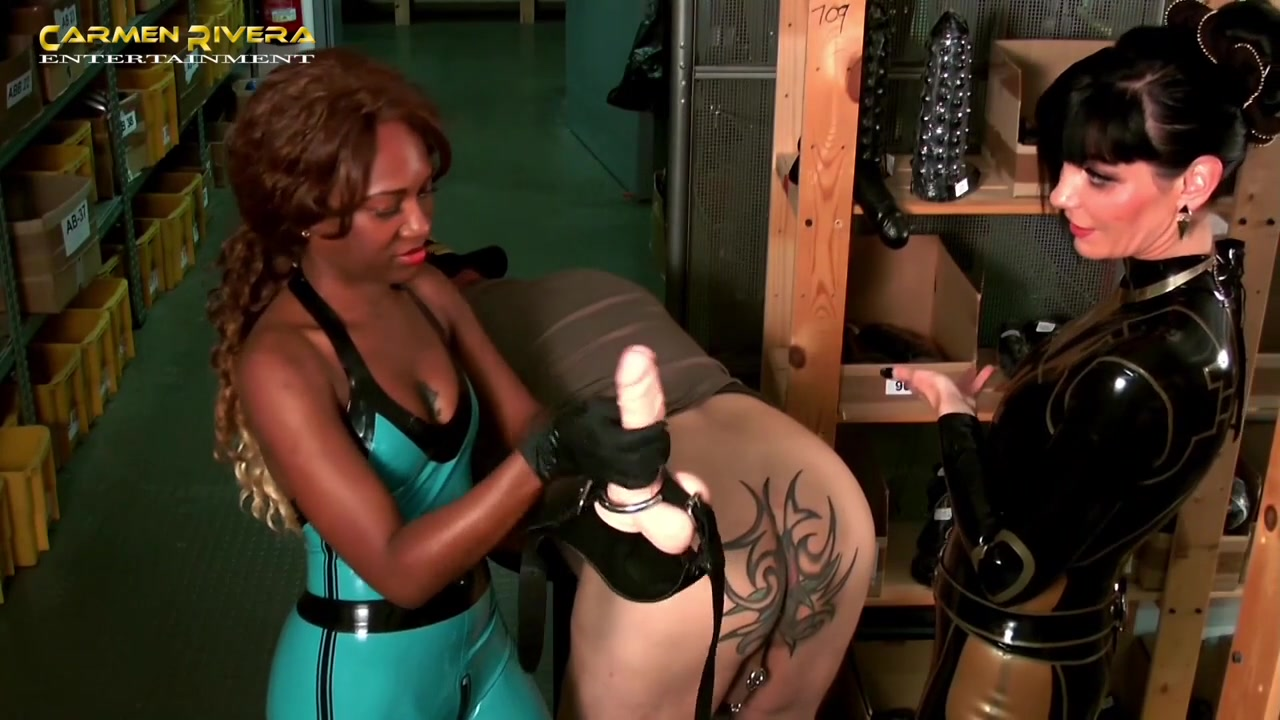 Dildo Shopping Queens: Chapter One - KINK