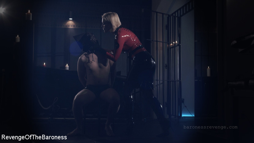 Ep 1 - Caught and Interrogated: In the Dungeon of The Baroness - KINK