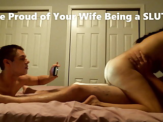 Husband Records wife fucking other men