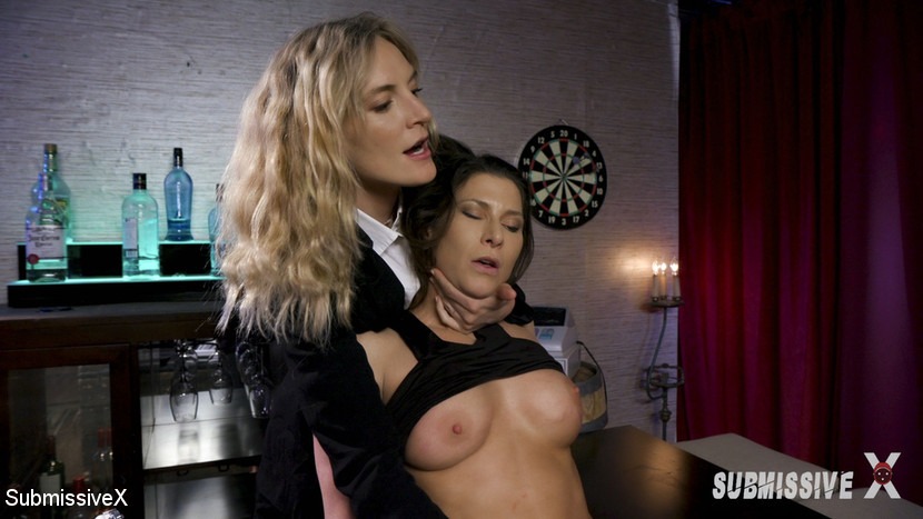 Ariel X & Mona Wales in Mob Boss Needs To Show The Bookie How To Collect On Debt - KINK