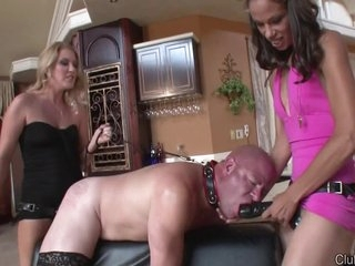Ashley Edmonds - We Shall Fuck You, Sissy Boy, While Youre In Chastity