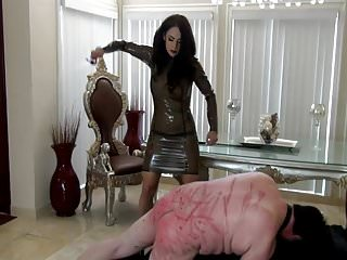 Princess Carmela - Brutally Caning Your Ass