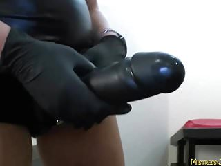 Spanked ass ruined orgasm and many femdom Mistresses