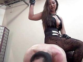 Evil Asian Domme
