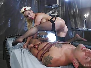 Cherie DeVille Inflicts Her Sadistic Medical Malpractice