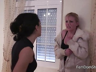 Bitch slapping my girlfriend - Face Slapping - LezDom
