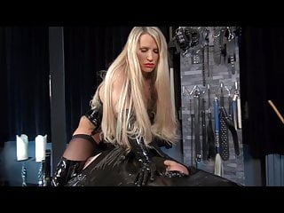Calea Toxic: The Wrapped Licking Slave