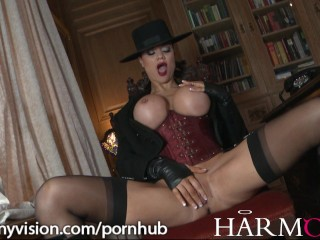 Jasmine Jae masturbates and gets pounded