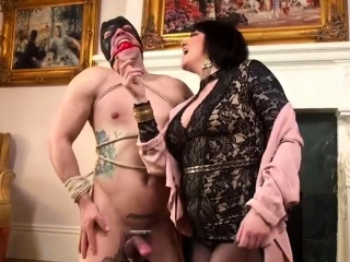 Mistress Madeline Reed Pegging