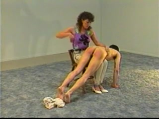 Femdom otk spanking