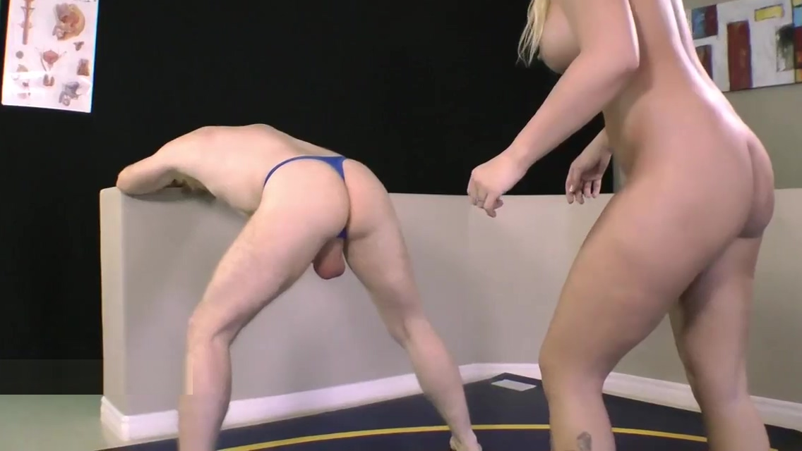 leya falcon ballbusting audition