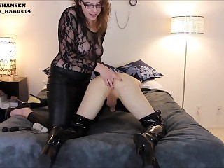 Anal Training With Robin Banks and Miss Jane