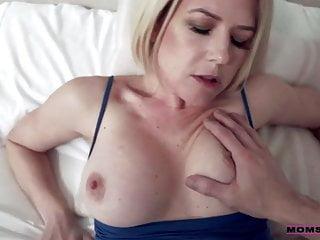 Horny mom fuck son