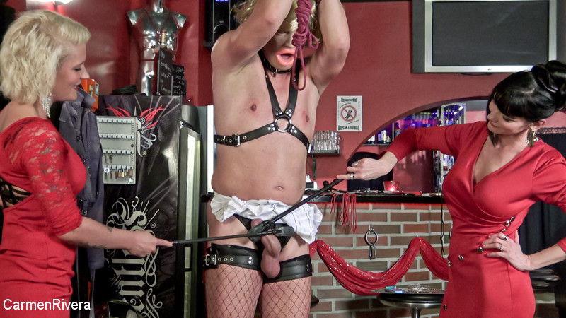 THE WHIP LESSON 1 - HUNGRY FOR PAIN - KINK