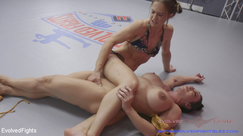 Muscle on Muscle Only One can Win and Only One gets Fucked - KINK