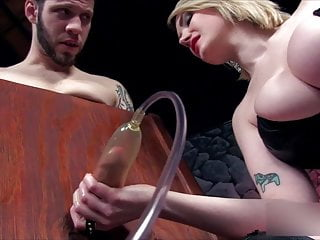 BDSM - Machine Milking - Siri