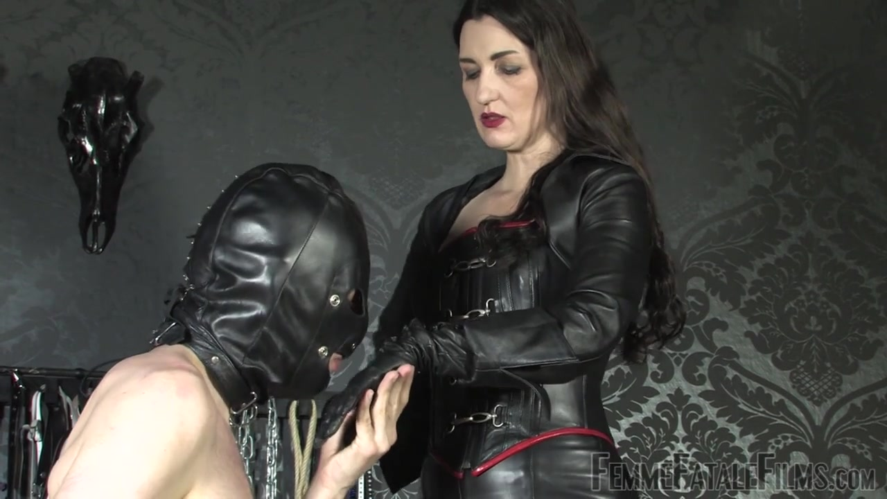 Leather Goddess - KINK