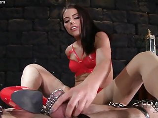 Mistress Adriana Chechik - Sexual Chastity Torment