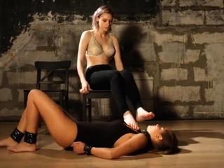 Bdsm fetish femdom strapon humiliation