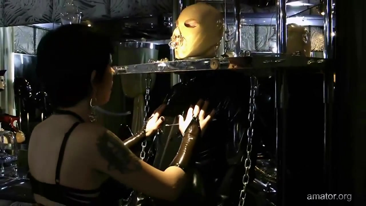 Lady Ashley & Slave & Slave in Absolute Subjection: Chapter One - KINK