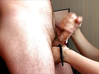 Stamina training until multiple orgasms and male squirt 05:45