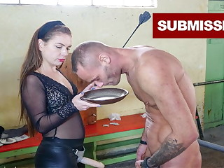 Mila Fucked Me and Made me Drink my Cum