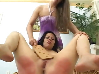 Spanking and paddling