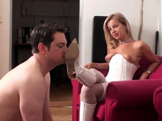 erotic Mistress dominate bobby