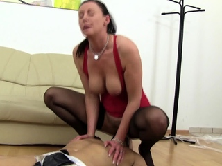 Mistress magneta fuck Mickeys face