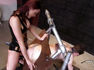 Chanel Preston, Strapon at Glory Hole