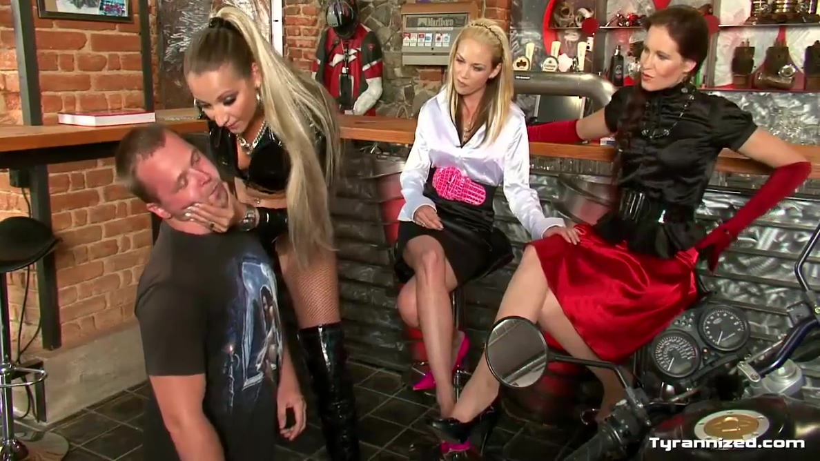 Nika Blond, Gina Killmer and Jody Maxwell - Incredible Xxx Scene Bdsm Check Ever Seen