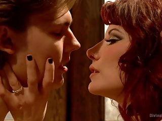 Mistress Madeline dominates young hooker slave boy