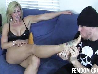 Worship Our Feet Good Slave Boy With Danica Logan