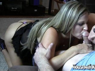 Housewifekelly - Swingers After Party 4sum Part 2