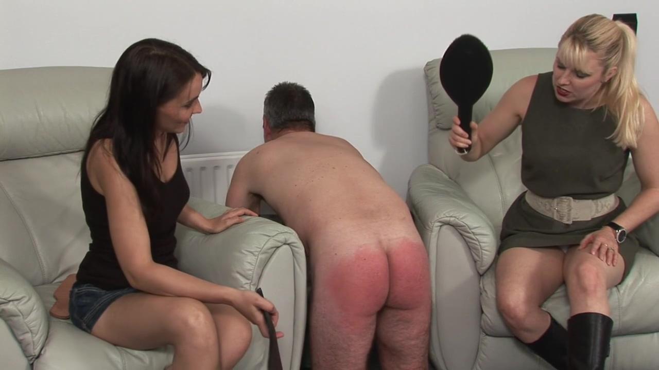 Spanking Men