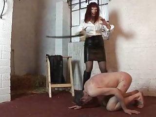 stern mistress belts slave hard