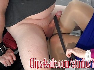 Mommy's Pantyhose Domination