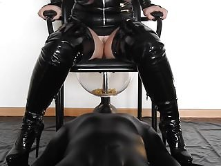 Mistress Menu: Milk Enema